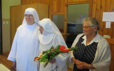 105 urodziny s. Dominiki